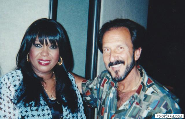 Shirley Alston Reeves of The Shirelles – Savannah, GA (2001)